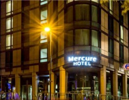 Mercure Sheffield St Pauls Hotel and Spa